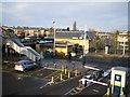 SP9124 : Linslade: Leighton Buzzard railway station by Nigel Cox