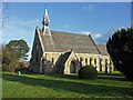 SU7997 : St Paul Church, Bledlow Ridge by David Ellis