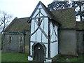 SP8603 : Little Hampden Church by David Ellis
