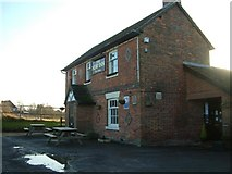 SU0972 : The New Inn, Winterbourne Monkton by Colin Bates