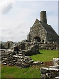 R6985 : Holy Island/Inis Cealtra by Elaine Cox