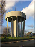 NS7061 : Water Tower, Tannochside by Iain Thompson