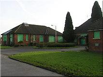 ST5468 : Barrow Hospital by ChurchCrawler