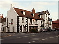 TL1967 : The Lion Hotel, Buckden, Cambridgeshire by Robert Edwards