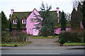 SK6102 : A very pink house! by Kate Jewell