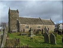 SO2101 : St Illtyds Church by phil matthews