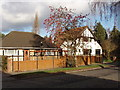 TQ0379 : Bathurst Walk, Iver by David Hawgood
