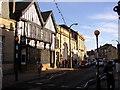 SE1422 : Bethel Street, Brighouse by Humphrey Bolton