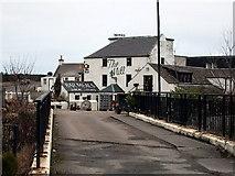 NJ3861 : Mill House Hotel,Bridge of Tynet. by Christopher Gillan