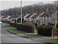 SU7695 : Eastwood Road, Stokenchurch by David Ellis