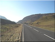 SH7737 : Looking West on the A4212 by Ian Warburton