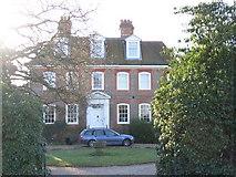 SU8367 : Lock's House near Wokingham by Andrew Smith