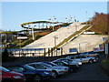 SU8469 : The dry ski slope, Bracknell by Andrew Smith