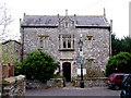 ST5678 : Henbury Village Hall by Linda Bailey