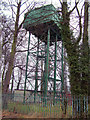 SE4806 : Water Tower by Richard Spencer