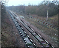 SE4610 : Railway Lines by Richard Spencer