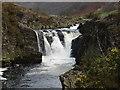 SN7078 : Rheidol Falls by John Lucas