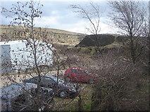 SD6512 : Montcliffe Stone Quarries by Margaret Clough