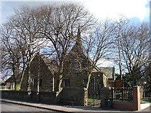 SE3814 : St James, Ryhill. by Steve Partridge