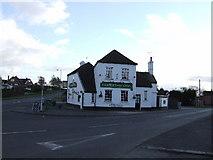 SK6770 : Carpenter Arms - Walesby by al partington