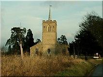 TL3524 : St. Nicholas church, Great  Munden, Herts by Robert Edwards