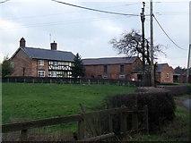 SJ5264 : Brookhouse farm by Nigel Williams