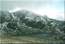 NN3644 : Lochan a'Chreachain by John Armitstead