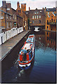 SP0686 : Heading North out of Gas Street Basin. by Colin Smith
