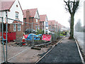 SP0782 : New build detached houses on Reddings Road by Phil Champion