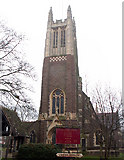 SP0882 : St Agnes' Church, Moseley by Phil Champion