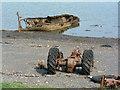 NM8127 : Flotsam and jetsam? by Alan Stewart
