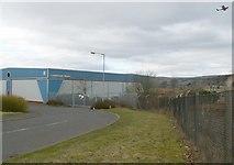 NS7777 : Cumbernauld Airport by Jim Bain