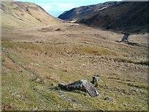 NM8609 : Gleann Domhain by Patrick Mackie