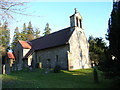SP6430 : Barton Hartshorn church by Andrew Smith