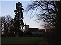 SP6436 : Shalstone church by Andrew Smith