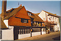 TQ1649 : The Kings Arms, Dorking. by Colin Smith