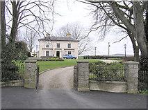 H3394 : House at Ballyfatten by Kenneth  Allen