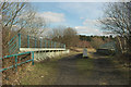SE3804 : Railway Bridge on the Trans-Pennine Trail by Chris Yeates