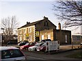 SE1422 : Former Stotts Arms Public House, Brighouse by Humphrey Bolton