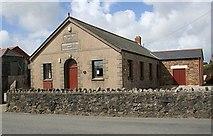 SW7341 : Mills Hall, Carharrack by Tony Atkin
