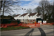 SW7239 : New Housing on the eastern edge of Lanner by Tony Atkin