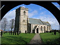 SE9577 : St. Hilda's Church, Sherburn by Stephen Horncastle