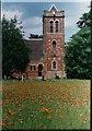 SJ7269 : Byley - St John's Church by michelle grose