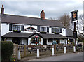SJ6977 : The Red Lion, Pickmere by michael ely