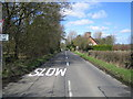SP8611 : Weston Turville: Bye Green by Nigel Cox
