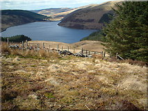 NT0122 : March Burn to Camps Reservoir by Chris Wimbush