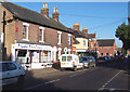SP9719 : Edlesborough Shops by John Webster
