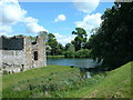 TG1238 : Baconsthorpe Castle by Andy Peacock