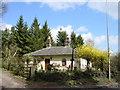 SJ5468 : Kelsall Lodge by Sue Adair