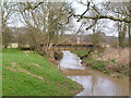 TQ7624 : Railway bridge crossing R. Rother by N Chadwick